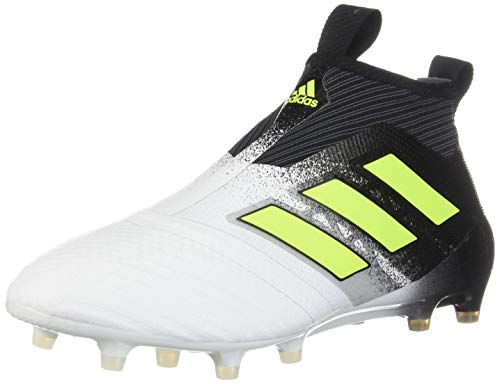 adidas ACE 17+ PURECONTROL Firm Ground Cleats [FTWWHT] (9)