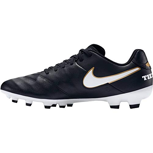 NIKE New Men's Tiempo Genio II Leather FG Soccer Cleat Clear...