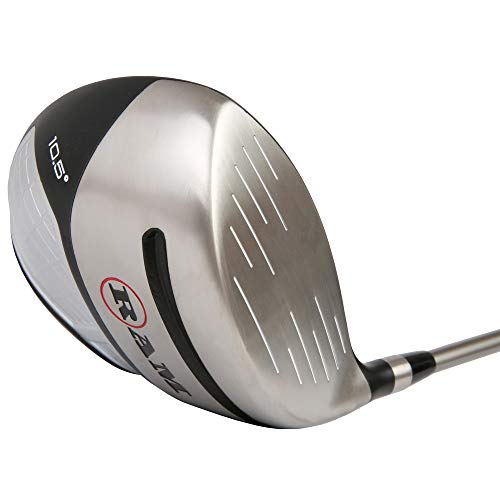 Ram Golf Laser Anti-Slice Offset 460cc Oversize 10.5° Driver,...