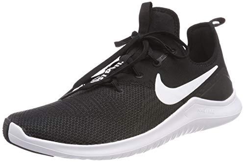 Nike Women's Gymnastics Shoes, Black Black White 001, 9