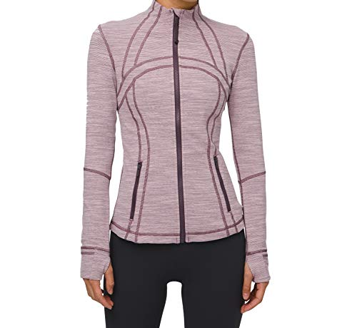 Lululemon Define Jacket (Wee Are From Space Frosted Mulberry...
