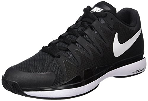 Nike Zoom Vapor 9.5 Tour Black/Anthracite/White Mens Tennis Shoes