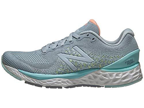 New Balance Women's 880v10 Running Shoes (Light Slate/Bali Blue,...