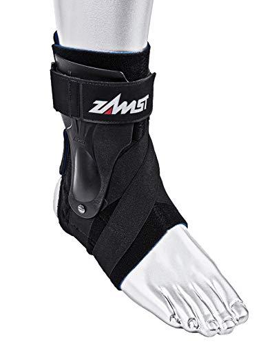 Zamst A2-DX Ankle Brace, Black, Small - Left