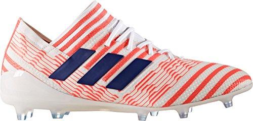 adidas Womens Nemeziz 17.1 Firm Ground Soccer Cleats - White -...