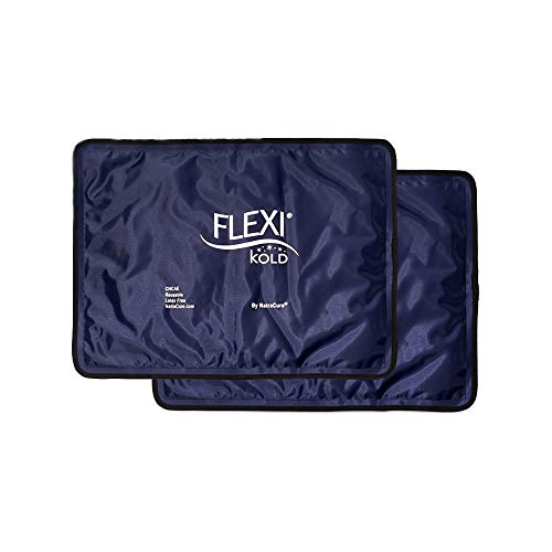 FlexiKold Gel Ice Pack (Standard Large: 10.5' x 14.5') - Two (2)...