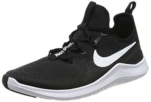 Nike Women's Gymnastics Shoes, Black Black White 001, 40.5