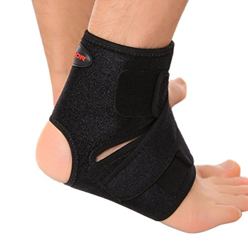 Liomor Ankle Support Breathable Ankle Brace for Running...