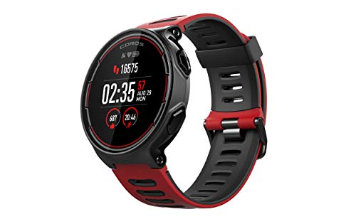 Coros PACE Multisport GPS Watch with Heart Rate Monitor, 25h Full...