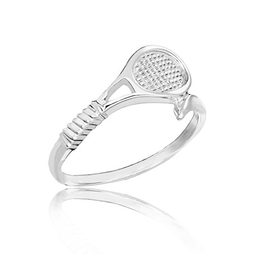 Honolulu Jewelry Company Sterling Silver Tennis Ring (7)