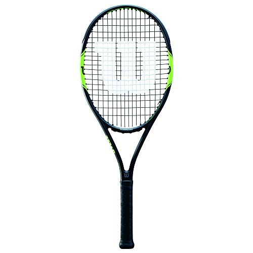 Wilson Tennis Racket, Milos Tour 100, Intermediate Players, Grip...