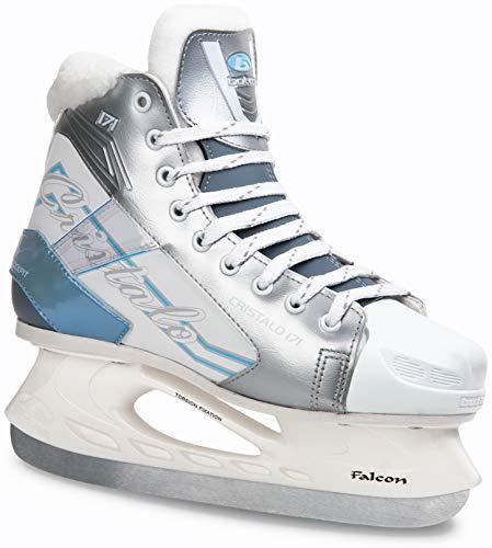 Botas - CRISTALO 171 - Women's Ice Skates | Made in Europe (Czech...