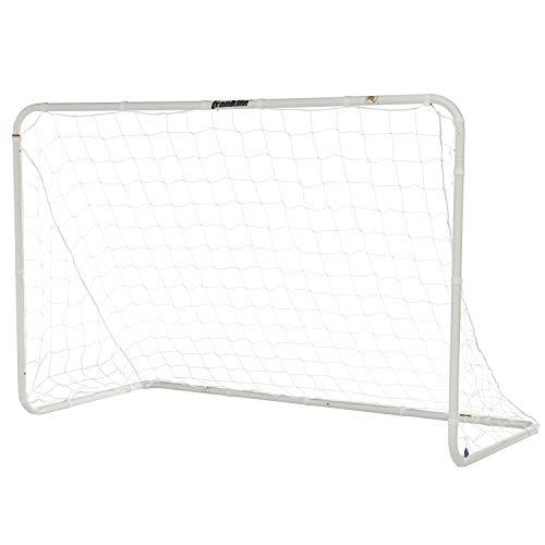 Franklin Sports Competition Soccer Goal - Steel Backyard Soccer...