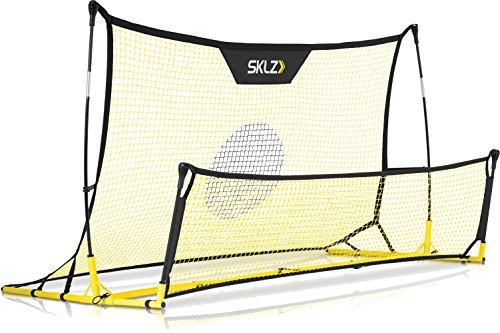 SKLZ Quickster Soccer Trainer Portable Soccer Rebounder Net for...