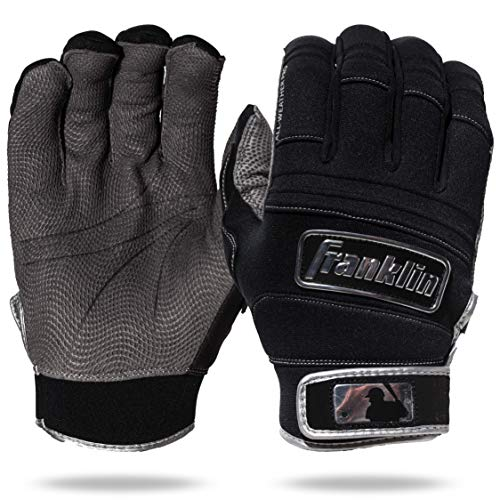 Franklin Sports MLB Adult Cold Weather Pro Batting Glove, Pair,...