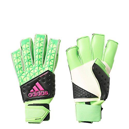 adidas ACE Zones Fingersave Allround Goalkeeper Gloves (10) Solar...
