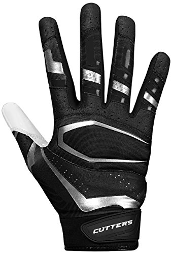 Cutters Receiver Football Gloves - Rev Pro Football Gloves -...