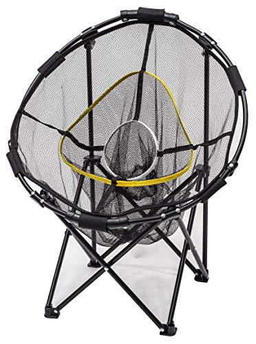 JEF WORLD OF GOLF Collapsible Chipping Net, 30 inch (GS1012)