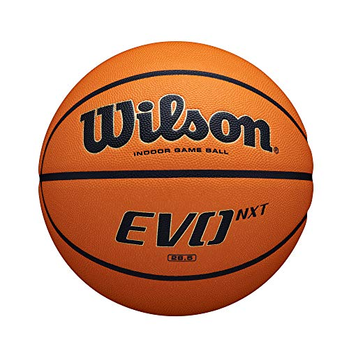 Wilson Evo NXT Indoor Game Basketball - Intermediate 28.5',...