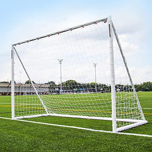 QUICKPLAY Q-Fold Soccer Goal   The 30 Second Folding Soccer Goal...
