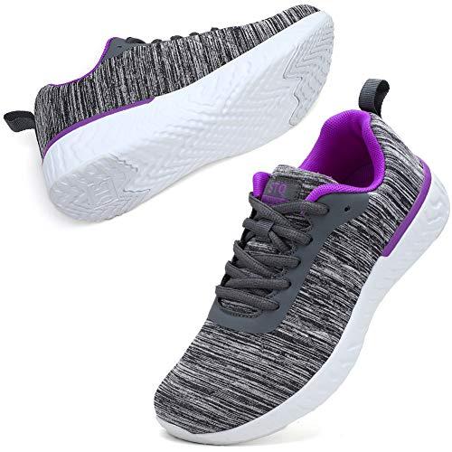 STQ Walking Shoes Womens Tennis Shoes Gym Workout Running...