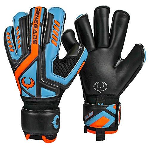Renegade GK Talon Cyclone 2 Goalie Gloves with Pro-Tek Finger...