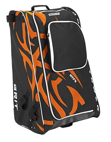 Grit Inc HTFX Hockey Tower 33' Wheeled Equipment Bag Orange...