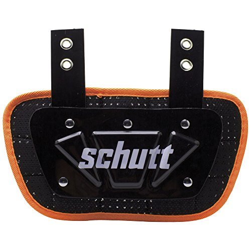 Schutt Sports Football Backplate for Shoulder Pads, Varsity, Neon...