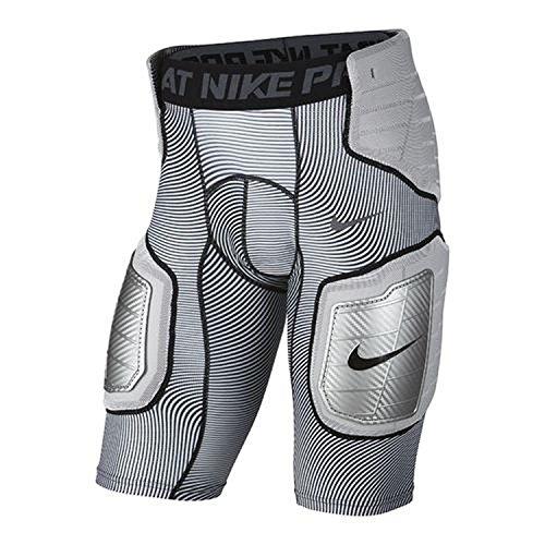 Nike Pro HyperStrong Hardplate 808772-100 White/Grey Men's...