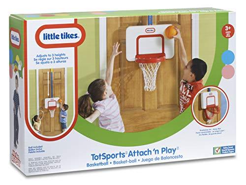 Little Tikes Attach 'n Play Basketball Set, Original