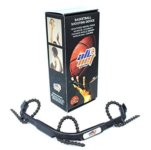 AllNet Basketball Shooting Aid Hoops Training Shooting Device,...