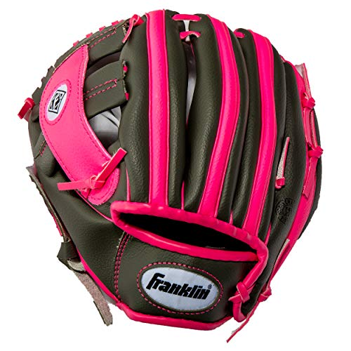 Franklin Sports RTP Teeball Performance Gloves and Ball Combo,...