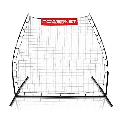 PowerNet Rebounder Training Net for Soccer, Lacrosse, Baseball,...