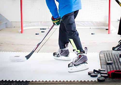 Skate Anytime - Synthetic Ice for Hockey - Skateable Artificial...