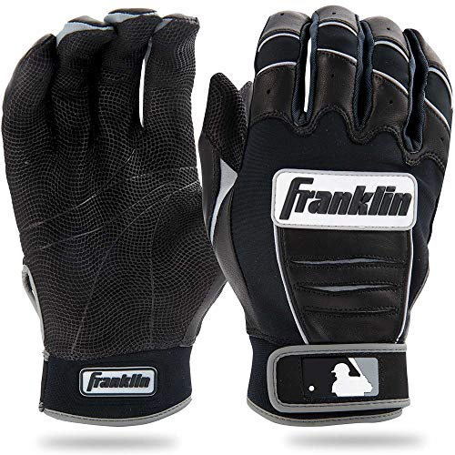 Franklin Sports CFX Pro Full Color Chrome Series Batting Gloves...