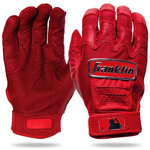 Franklin Sports CFX Pro Full Color Chrome Series Batting Gloves...
