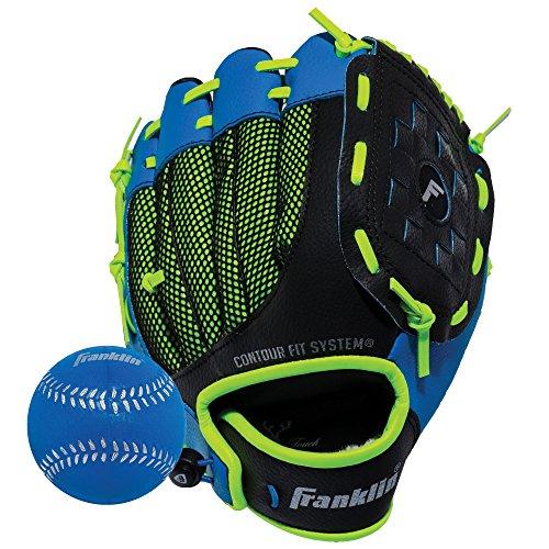 Franklin Sports Kids Baseball Glove - NeoGrip Boys + Girls Youth...