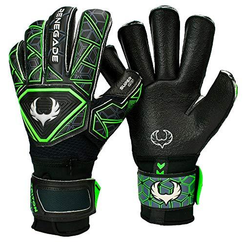 Renegade GK Triton Raider Goalie Gloves with Pro-Tek Finger...