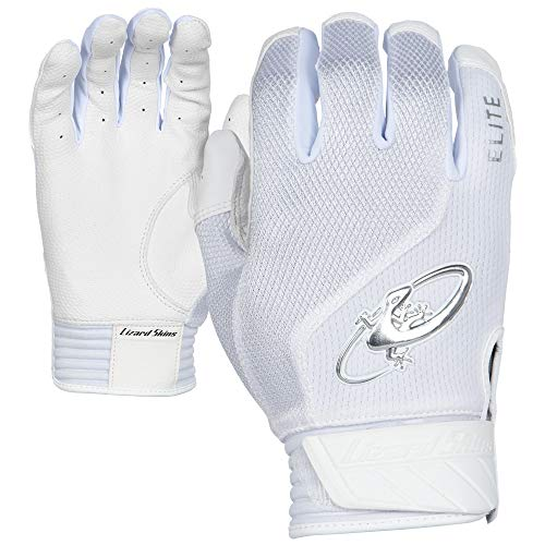 Lizard Skins Komodo Elite V2 Adult Baseball Batting Gloves...