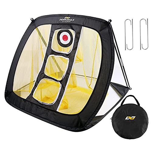 PodiuMax Pop Up Golf Chipping Net, Indoor/Outdoor Golfing Target...