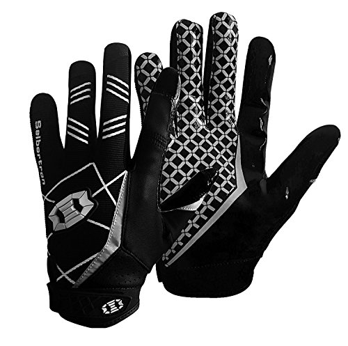 Seibertron Pro 3.0 Elite Ultra-Stick Sports Receiver Glove...