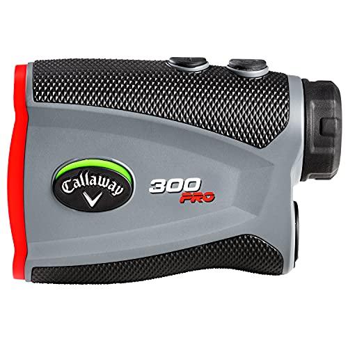 Callaway 300 Pro Slope Laser Golf Rangefinder Enhanced 2021 Model...