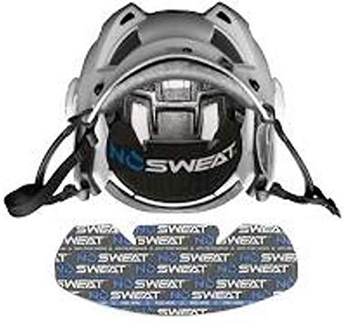 No Sweat Hockey Helmet Liner - Moisture Wicking Sweatband Absorbs...