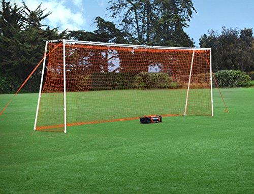 GOLME PRO Training Soccer Goal 8x24 Ft. - Full Size Ultra...