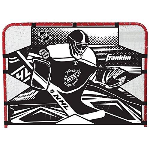 Franklin Sports NHL Hockey Goalie Shooting Target - Hockey Goal...