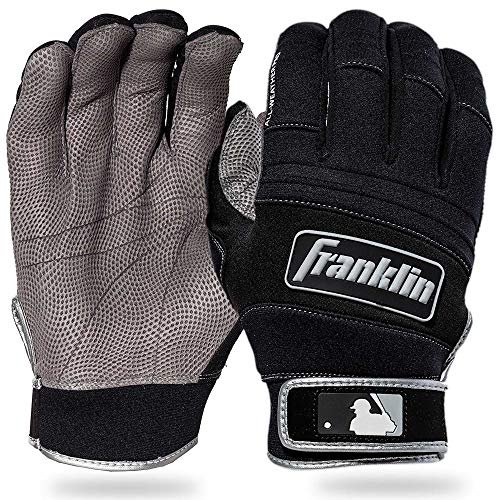 Franklin Sports MLB Adult Cold Weather Pro Batting Glove, Pair,...