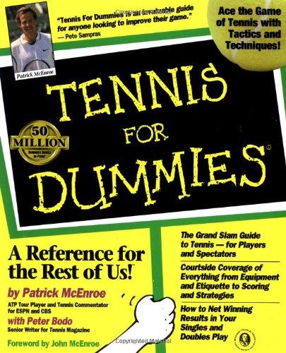 Tennis For Dummies