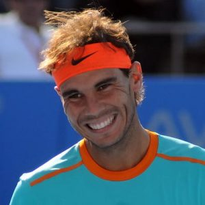 rafael nadal, the king of clay courts