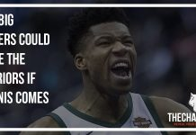 Two Big Players Could Leave The Warriors If Giannis Comes In.