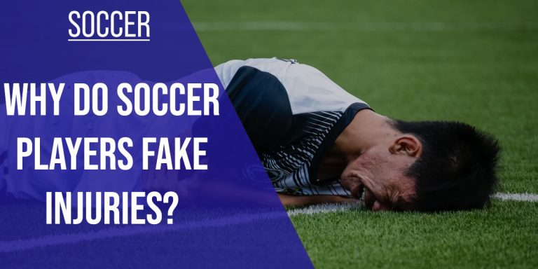 Why Do Soccer Players Fake Injuries
